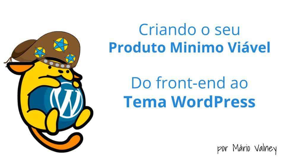 WordCamp 2016 - Mário Valney